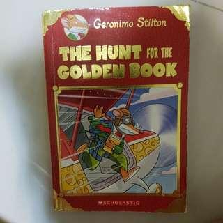 Geronimo books - Special Edition