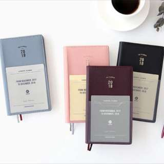 [PREORDER] Iconic The Planner 2018