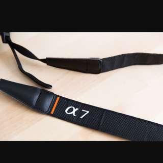 Sony A7 Strap