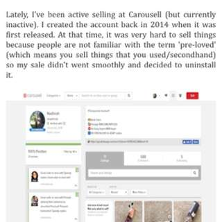 (Tips) How to sell on Carousell