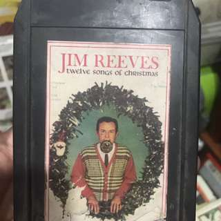Vintage Jim Reeves Cartridge
