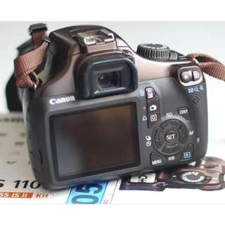 Canon EOS 1100D Mint Condition