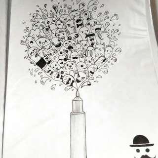 doodle !!!!!!