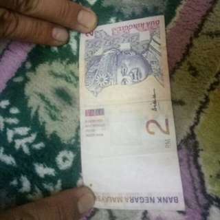 RM2 Aisyah signature old money