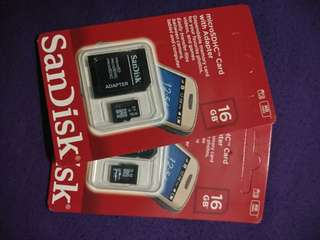 SD card / Memory Card