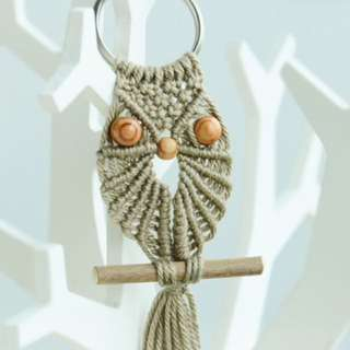 Handmade crafts Macrame