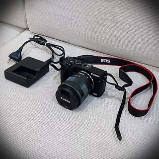 CANON M3 with 18-55mm FOR RENT
