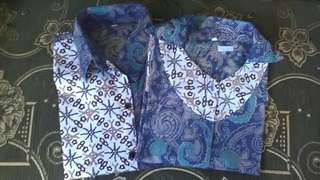 Preloved batik couple
