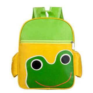 Green Frog Kids Backpack