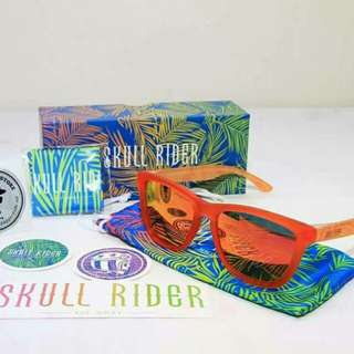 Skull riders Original 💯 Ready stok