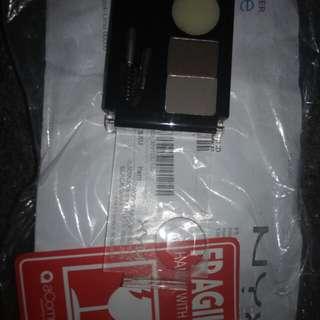 NYX eyebrow cake powder black/grey