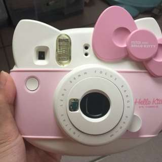 拍立得 富士mini8  Hello Kitty 40週年限定版
