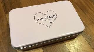 AirSpace make-up brush set