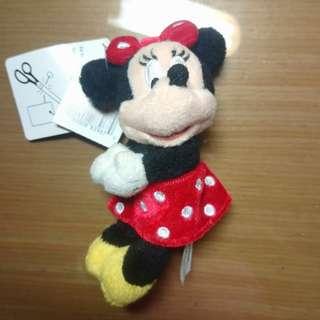 全新美國迪士尼帶回 米妮Minnie 娃娃 doll