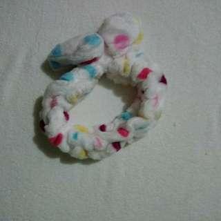 Fluffly Baby Headband