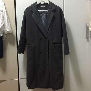 ✨冬季必備✨長版大衣外套