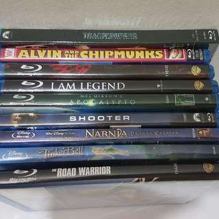 WTS: Bluray Movies For Sales (Pre-owned