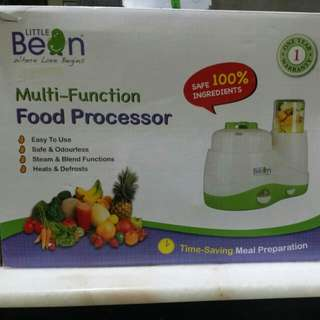 Baby food processor -Little Bean