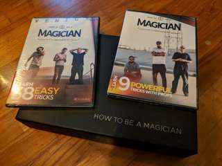 How To Be A Magician Set