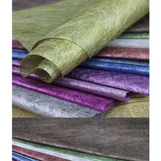 Non woven fabric premium wrapping paper/DIY/ gift/ decoration/design/ flower