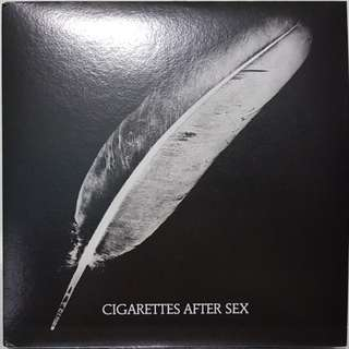 "Vinyl 7"" : Cigarettes After Sex - Affection"