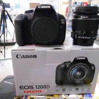 Canon 1200d good condition