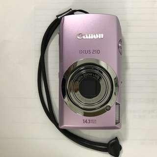 CANON  IXUS210 日本製