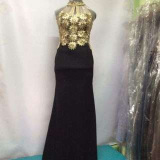 Long gown (elegant) for sale or rent