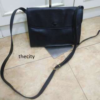 AUTHENTIC LONGCHAMP SMALL SLING MESSENGER BAG