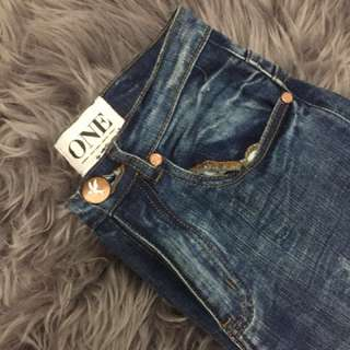 ONE Teaspoon skinny jeans