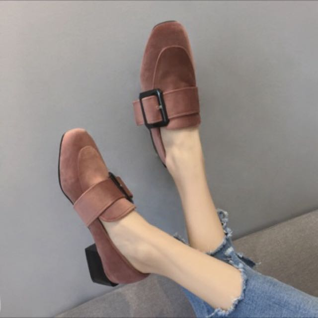 樂扣鞋(蓮藕粉39號)