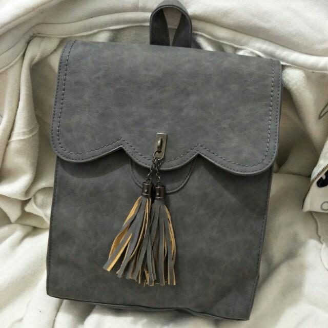 英倫復古式背包