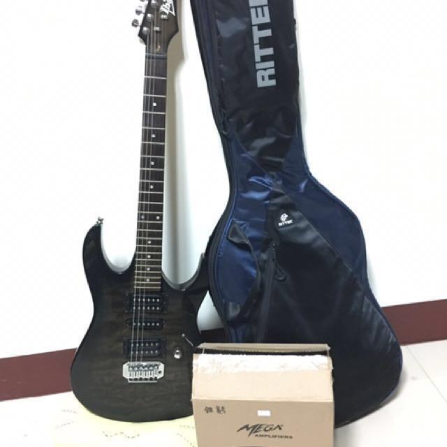 電吉他#幫你省運費