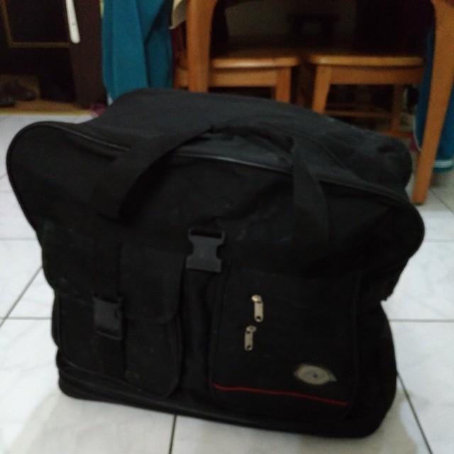 收納式行李袋