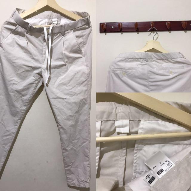白褲 日本購入
