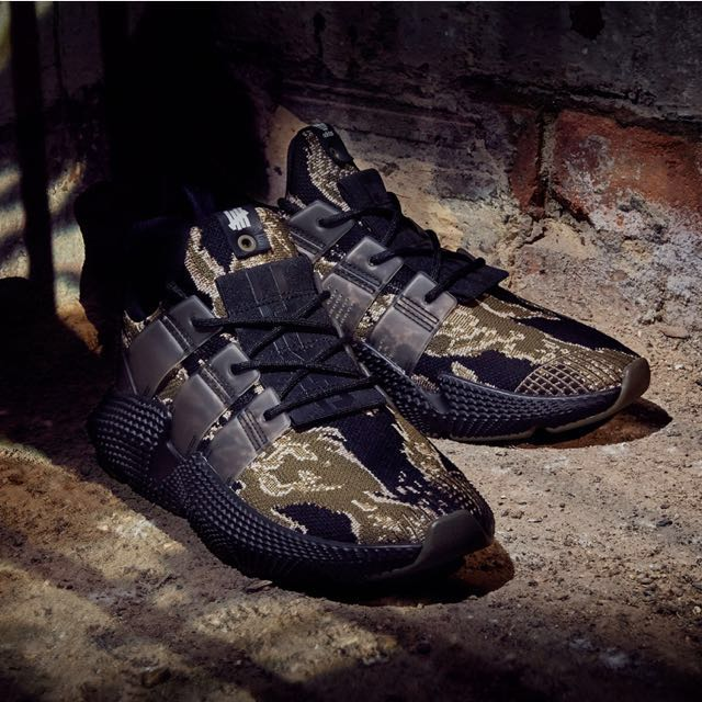 new arrival 38dd9 6081d ADIDAS CONSORTIUM X UNDEFEATED PROPHERE, Men's Fashion ...