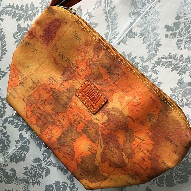 Ancient Sailing map body bag