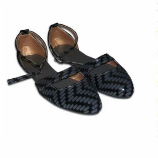 Anklestrap shoes