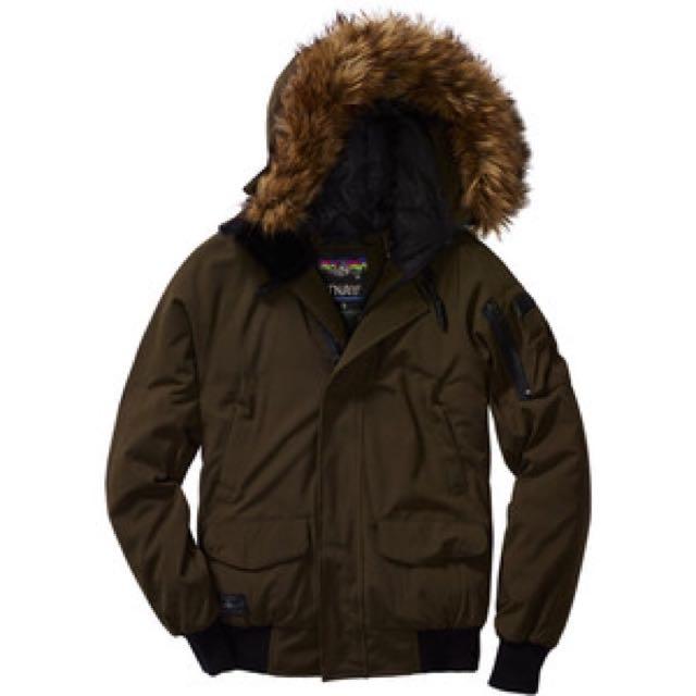 Aritzia down jacket