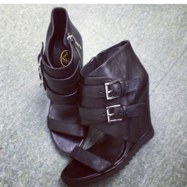 Ash high shoes
