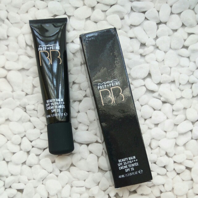 Authentic MAC BB Beauty Balm SPF 35/PA++