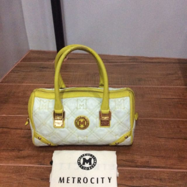 Authentic Metrocity speedy