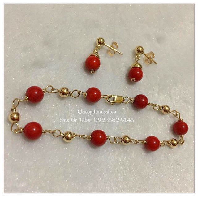 Authentic Red Coral