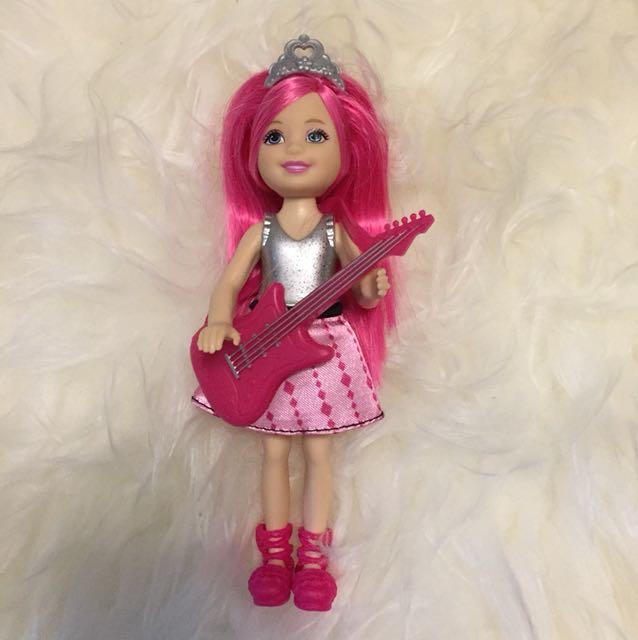Barbie Mini Rock n Royals