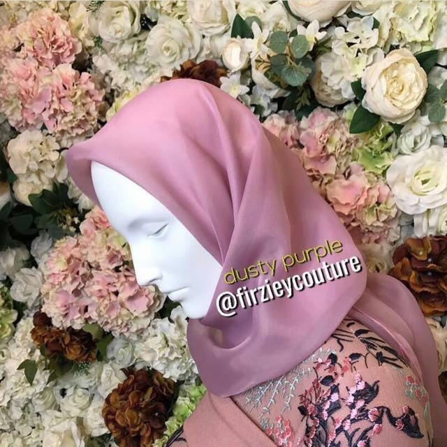 Bawal Organza Premium Quality by Firziey Couture