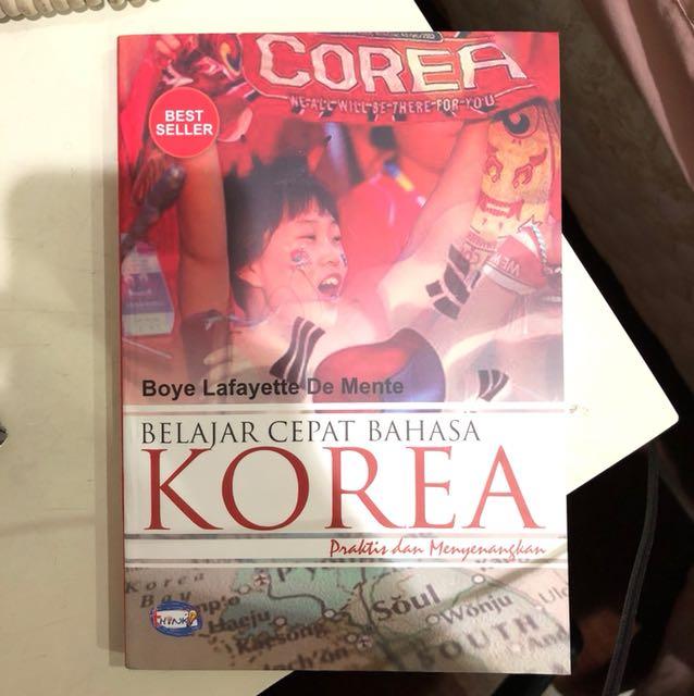 Belajar Cepat Bahasa Korea