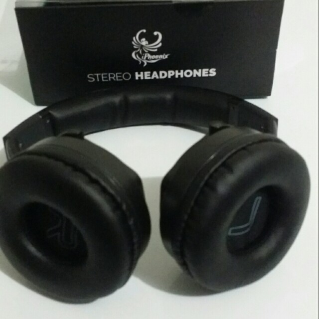 Bluetooth Stereo Headset Black 2 in 1