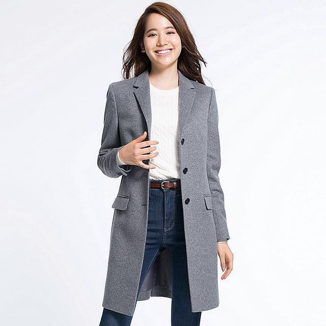 BNWT UNIQLO WOOL/CASHMERE COAT. 🚨NEED GONE ASAP🚨