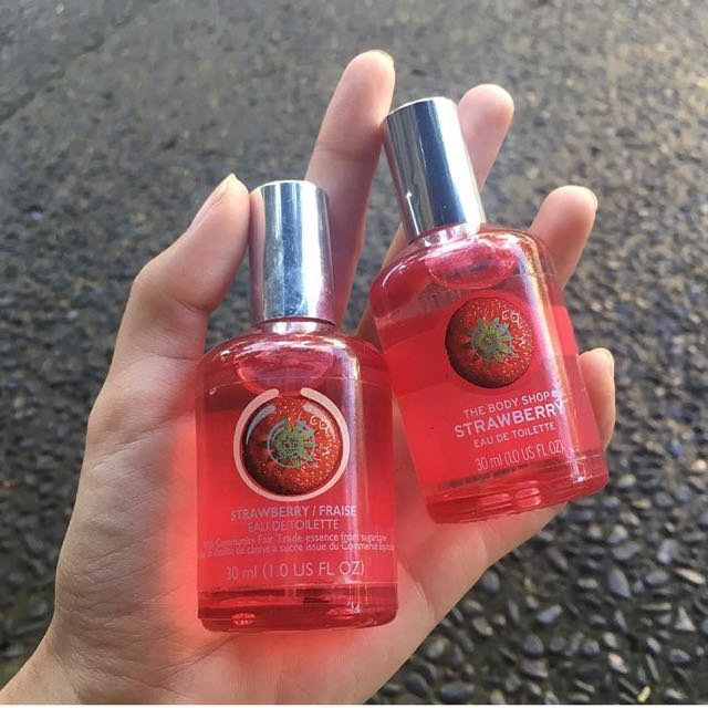 Body shop strawberry 30 ml