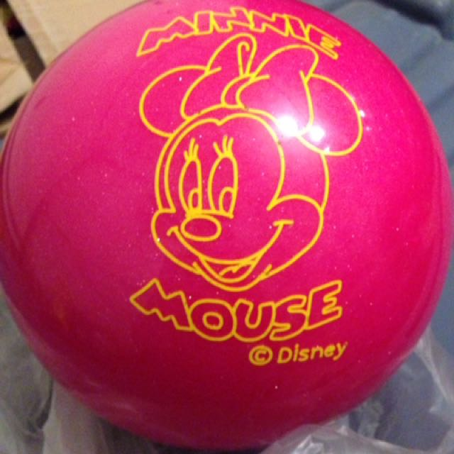 Bowling ball 8 lbs